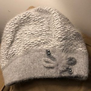Accessories - Winter mohair hat